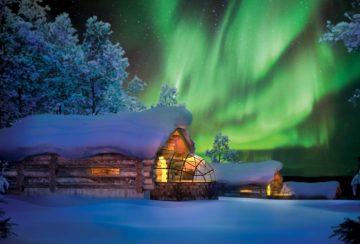 Za dobrodružstvím do Laponska